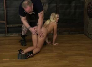 destruction restrain bondage sub