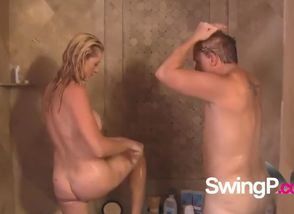 Unexperienced swinger duo joins..