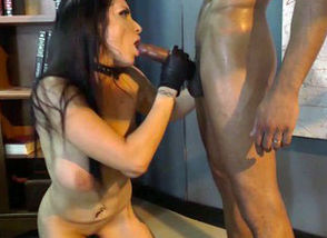 Romi Rain & Stallion in Deadly..