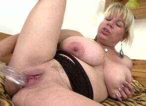 Finest big-boobed mature not..