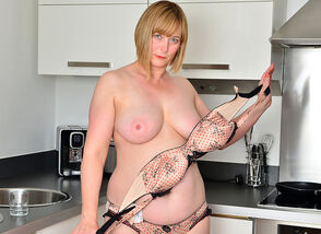 April in Horny Housewife - Anilos