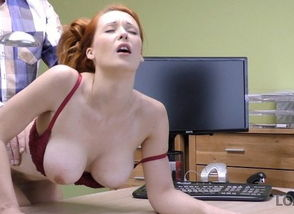 LOAN4K. Ginger-haired Isabella..