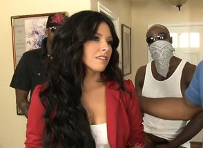 Danica Dillon dual torn up by..